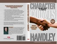 Character That Counts: Who's Counting Yours? with Discussion Guide