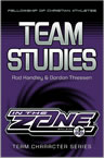 In the Zone: Team Studies on Character